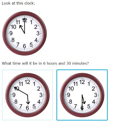 Problem solving using time year 2