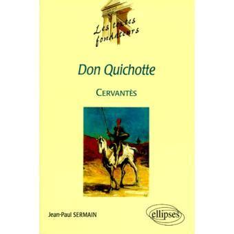 Resume du livre de don quichotte